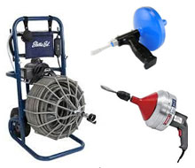 Plumbing equipment rentals in Whitley & Kosciusko Counties