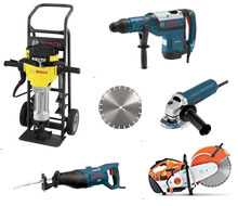 General Tool rentals in Whitley & Kosciusko Counties