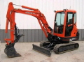Where to rent Excavator Kubota-KX91 Med in Fort Wayne IN