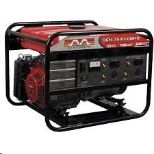 Where to find Generator - 7500 W Mi-T-M in Fort Wayne