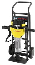 Where to rent Breaker - Bosch Brute with Cart - Electr in Fort Wayne IN