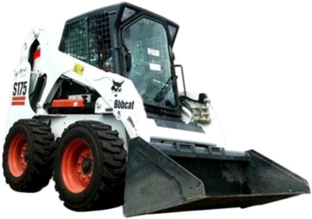 Where to find Skidloader. w  Wheels. Bobcat-S175 in Fort Wayne