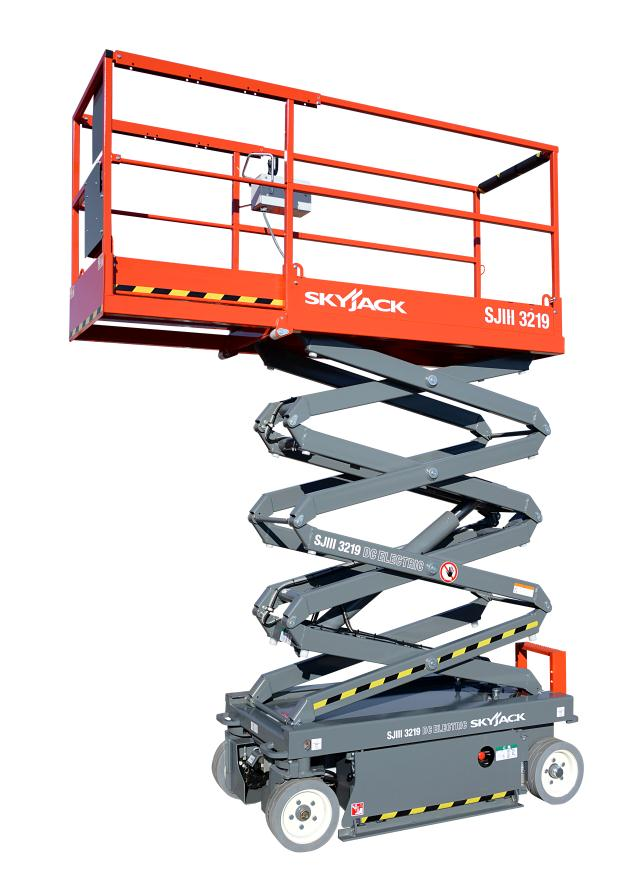 Where to find Electric Scissor Lift 19 0 in Fort Wayne