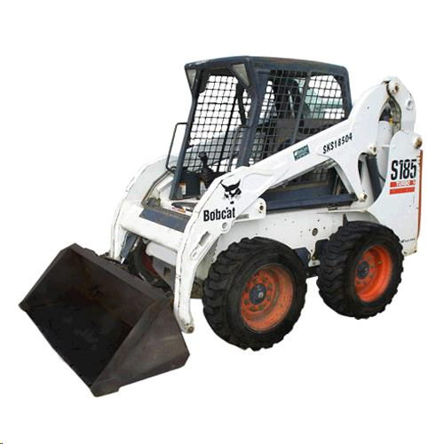 Where to find Skidloader. w  Wheels. Bobcat-S185 in Fort Wayne