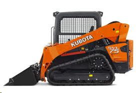 Where to find Skidloader... w  Tracks Kubota SVL75 in Fort Wayne