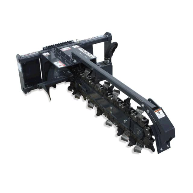 Where to find Skidloader. Trencher Attachment in Fort Wayne