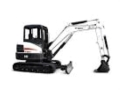Where to rent Bobcat Excavator E42 in Fort Wayne IN