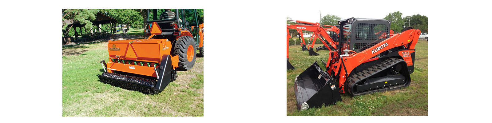 Earthmoving equipment rentals in Whitley & Kosciusko Counties